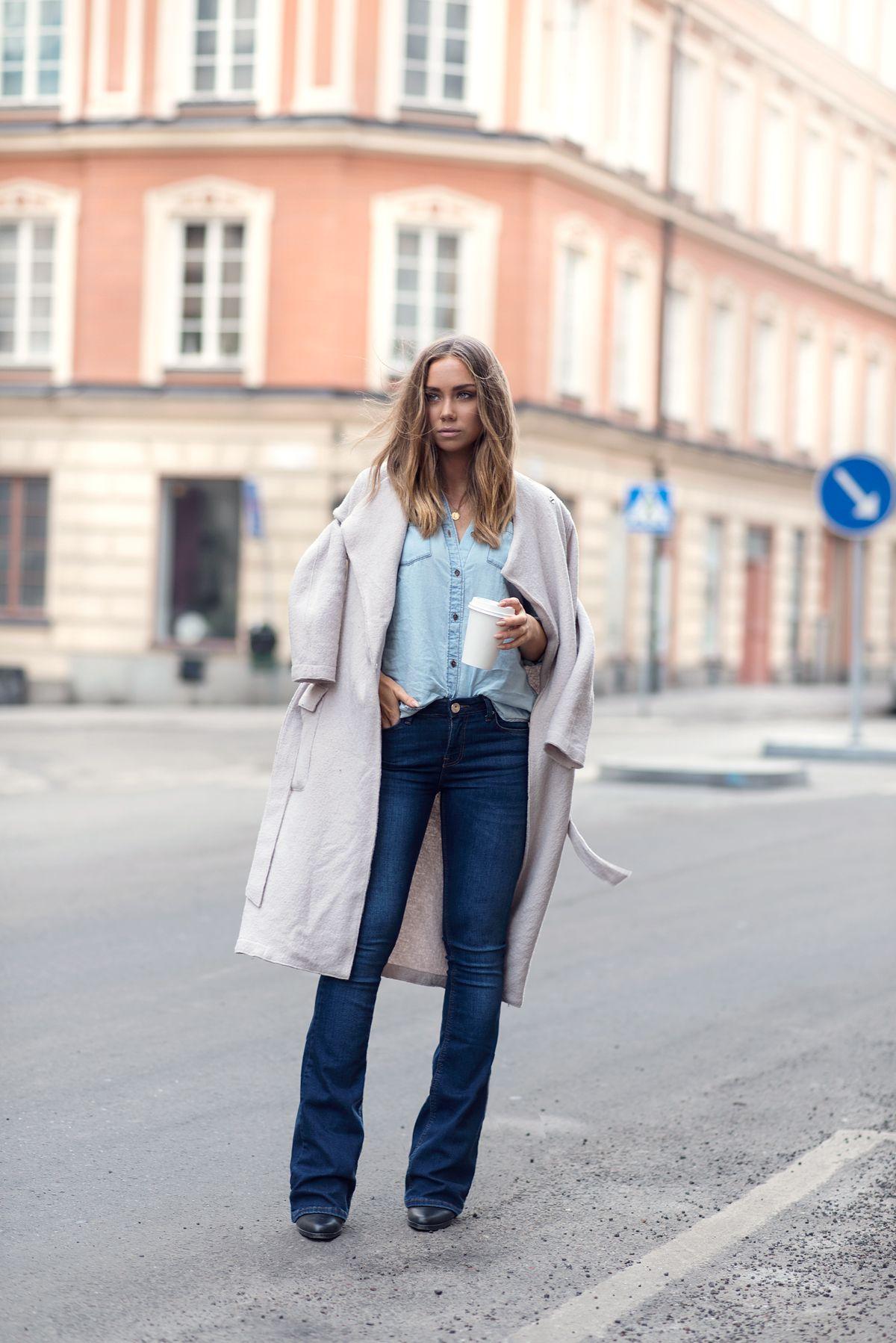 Cinco formas de usar calça jeans sem perder o estilo. Inspire-se, use e arrase!