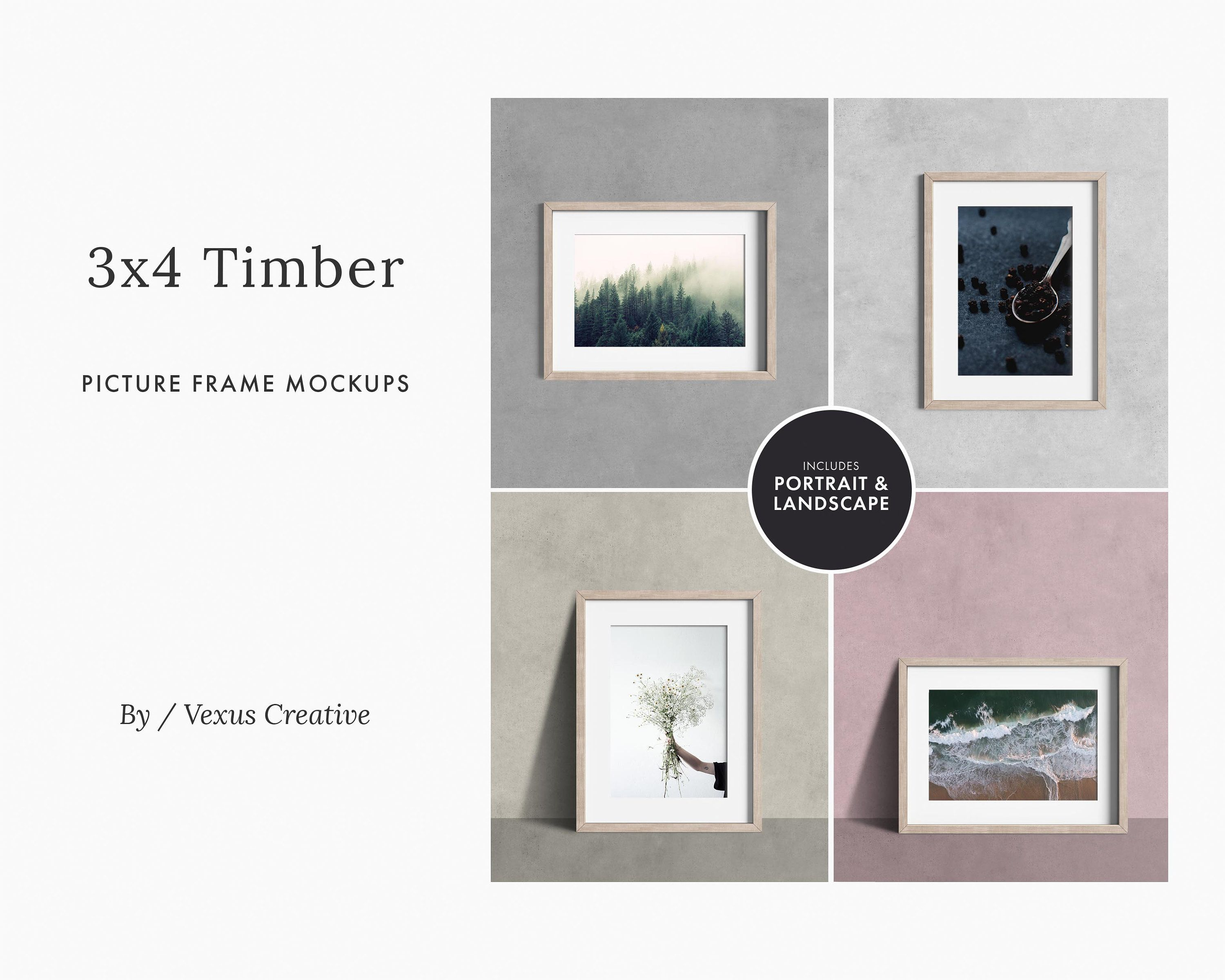 20008 3x4 Wood Frame For Photo Timber Picture Frames Wood Photo Frames Wood Frame For Poster 34 Frame For Photo In 2020 Wood Photo Frame Photo On Wood Photo Frame Wall