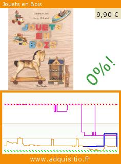 Jouets en Bois (Broché). Réduction de 62%! Prix actuel 9,90 €, l'ancien prix était de 26,00 €. Par Defradat Serge. https://www.adquisitio.fr/boree/jouets-bois