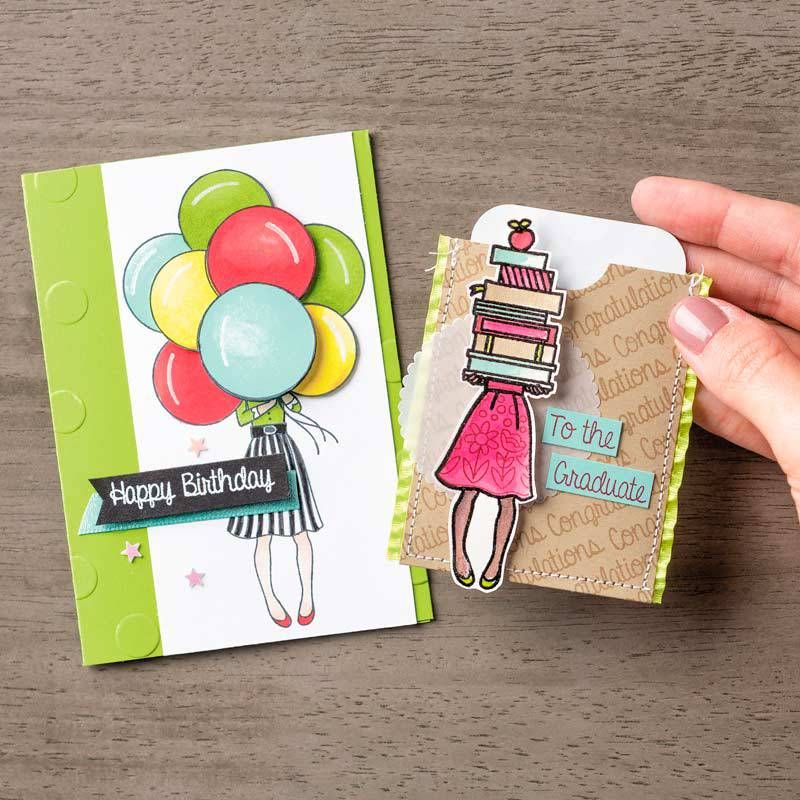 Hand Delivered Hostess Stamp Set by Stampin' Up