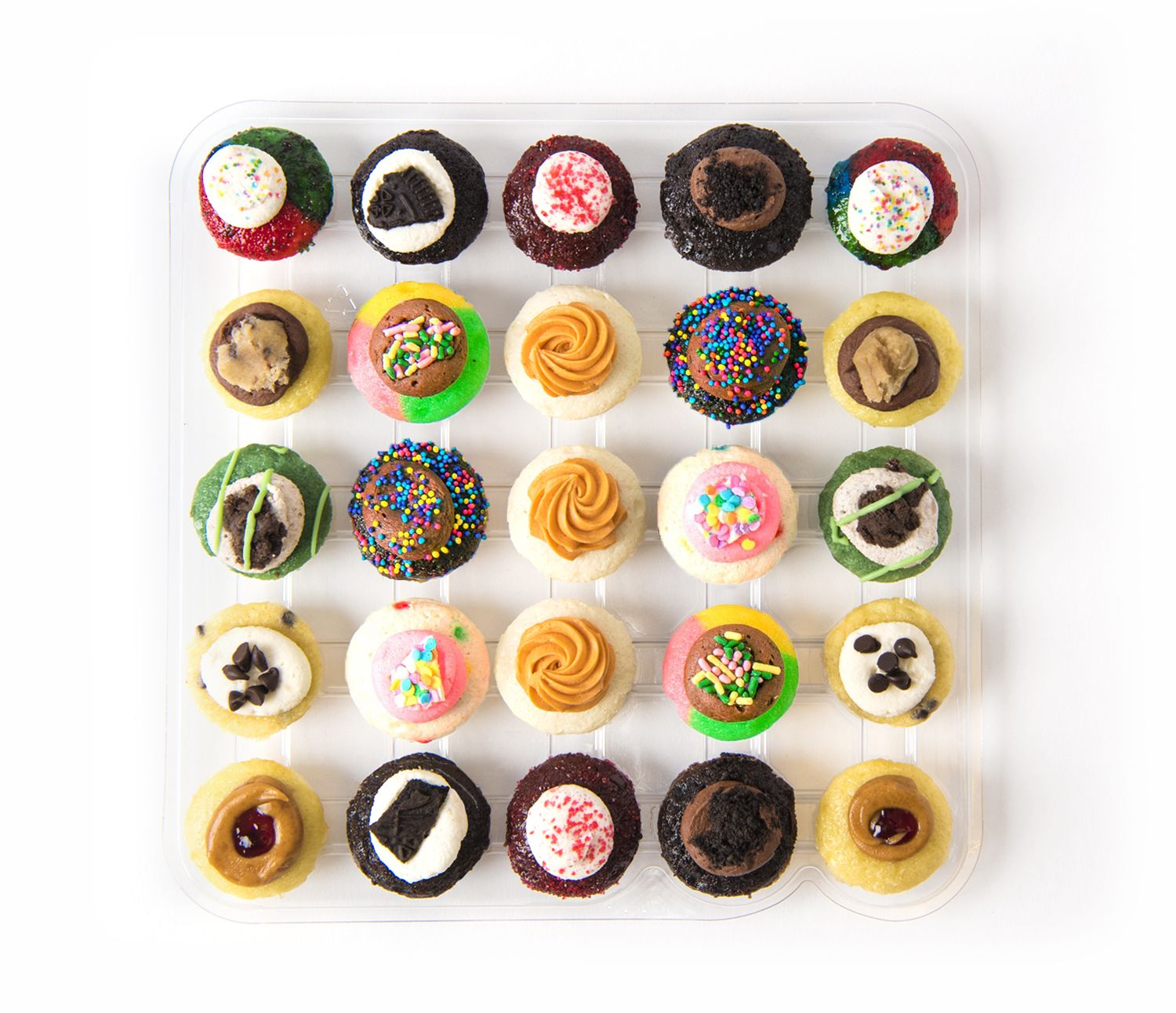 Delicious Bite Size Cupcakes And Cupcake Delivery Baked By