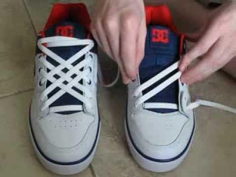 Diagonale Vos En Comment Chaussures Lacer Et Sans Boucles doeCxrWB