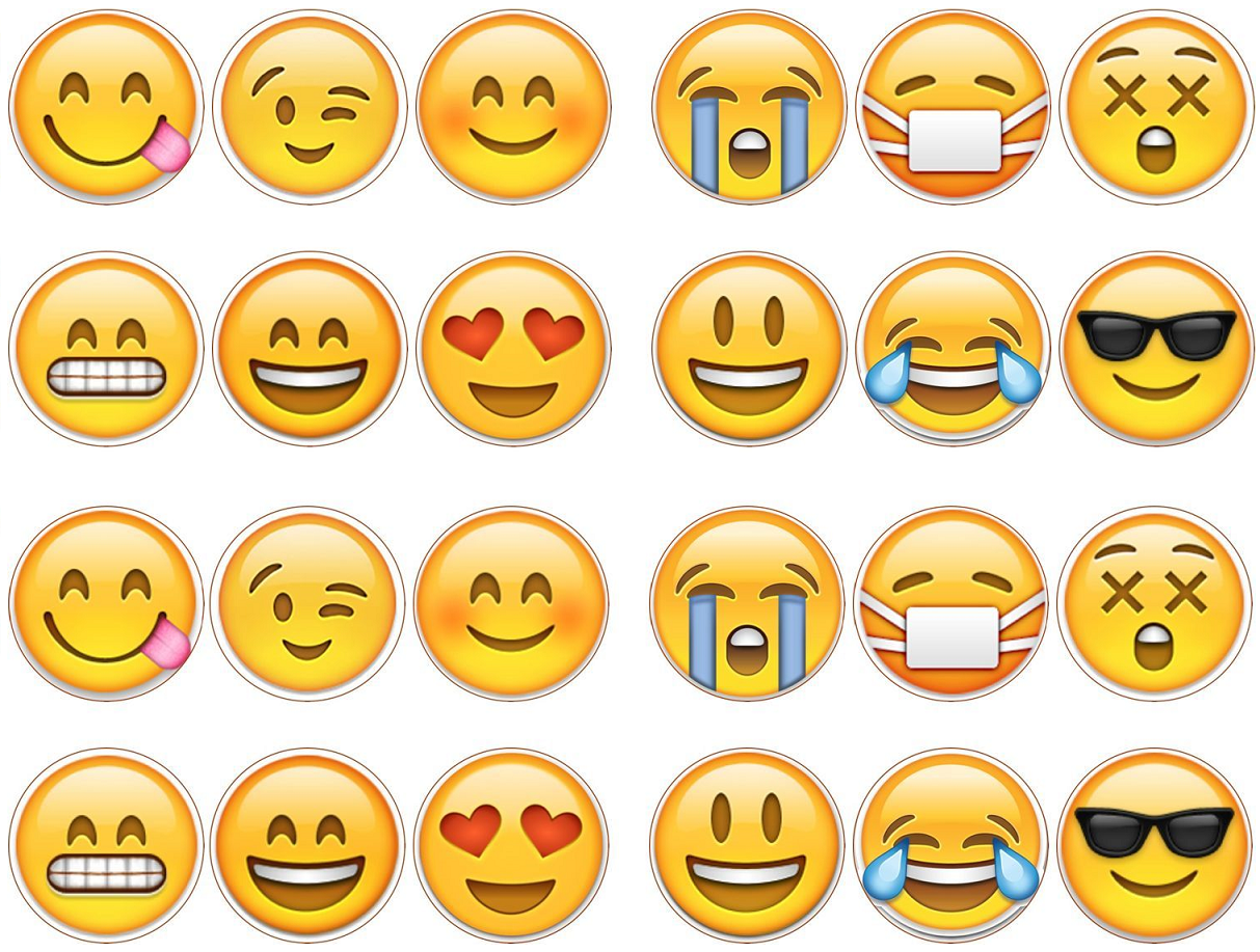 image regarding Large Printable Emojis named 100+ Hefty Printable Emojis yasminroohi