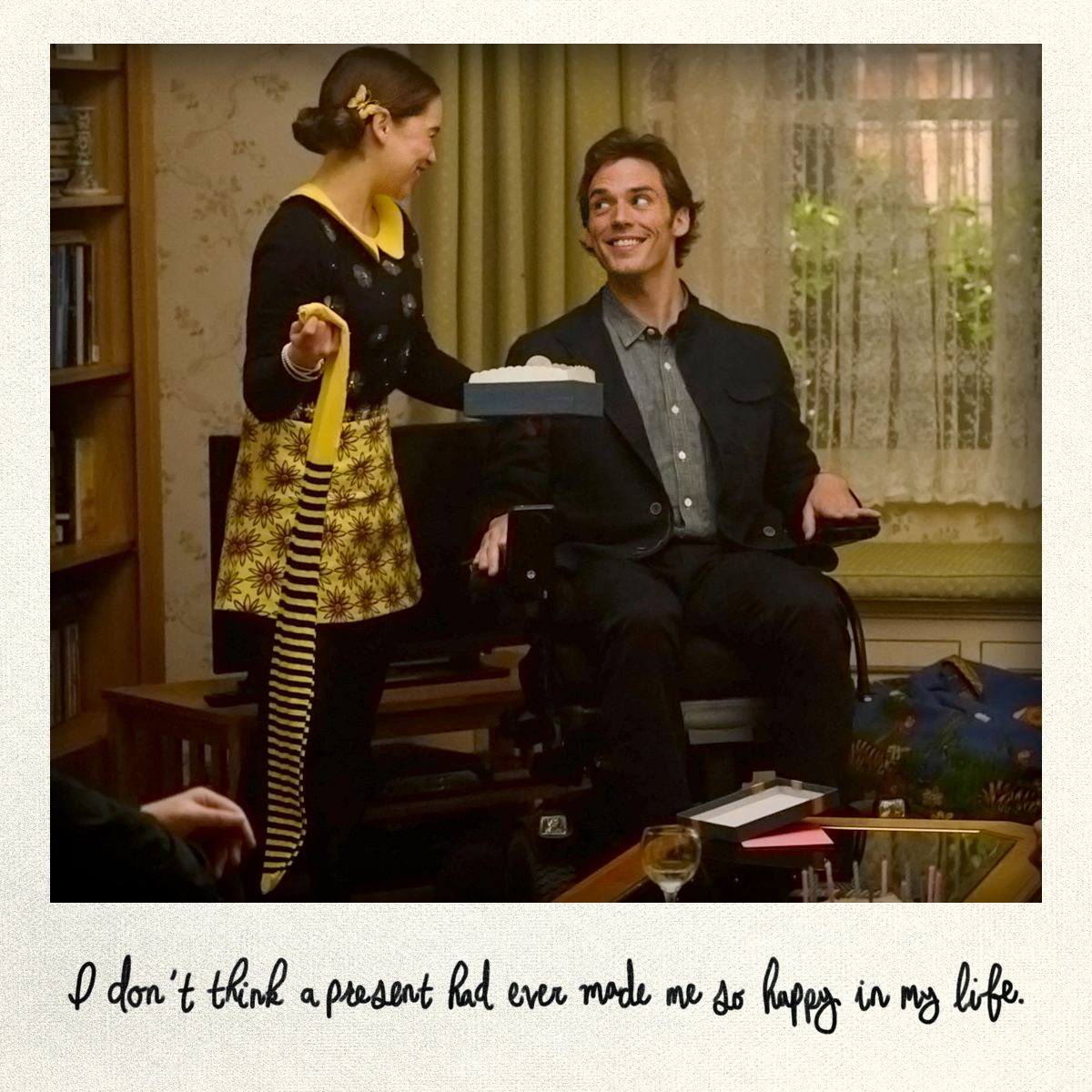 Me Before You Quotes Me Before You Movie  In Theaters June 3  The Feels  Pinterest