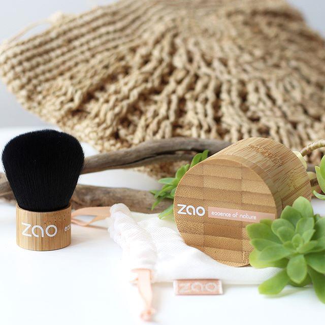 ZAO MakeUp Organic makeup, vegan and refillable