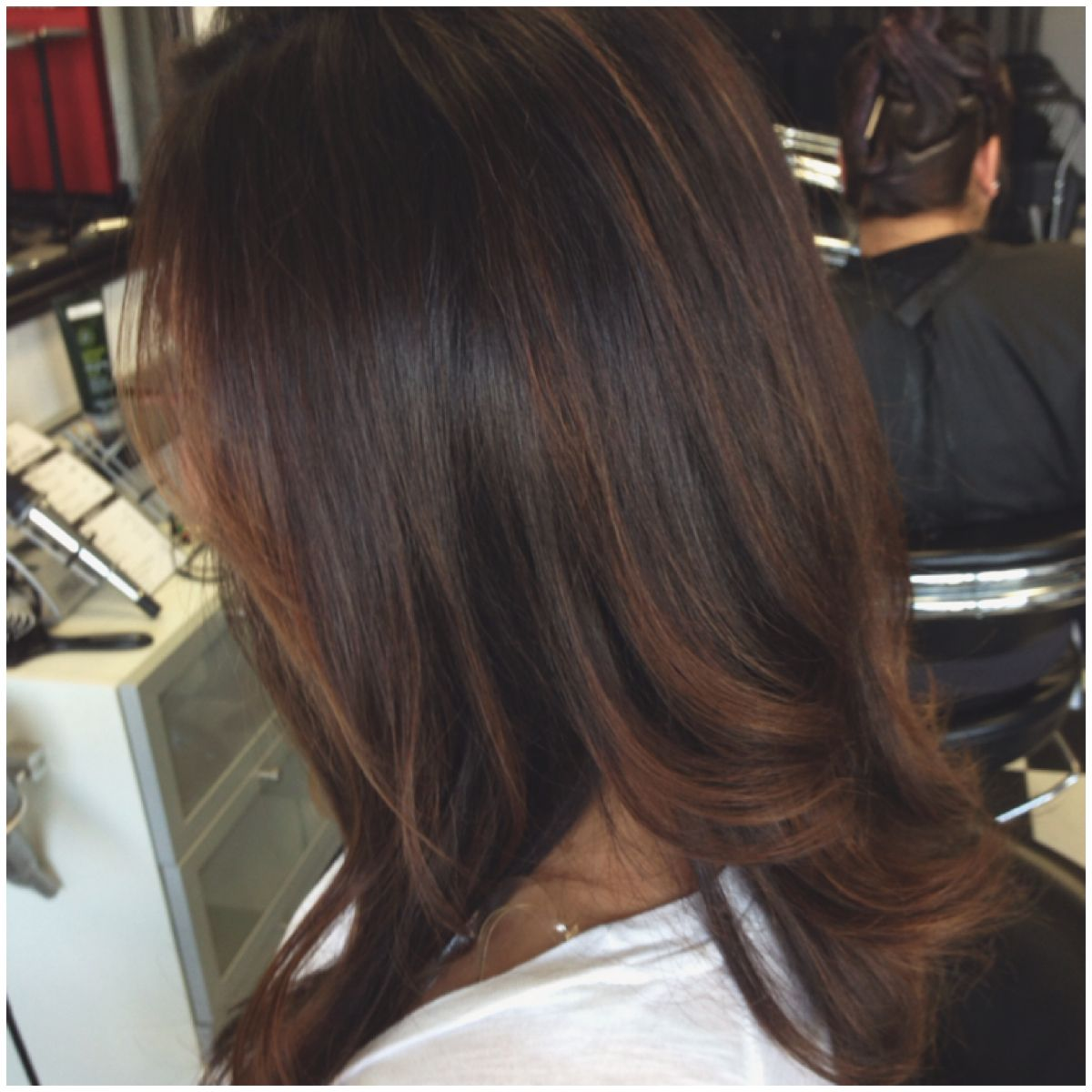 A beautiful Ombre by Primary Stylist Berlinda!  Make these subtle yet dramatic change in your look with Berlinda today! Give us a call today: 714-952-2030