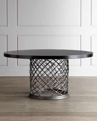 """Rory"""" Round Dining Table by Bernhardt at Neiman Marcus"""