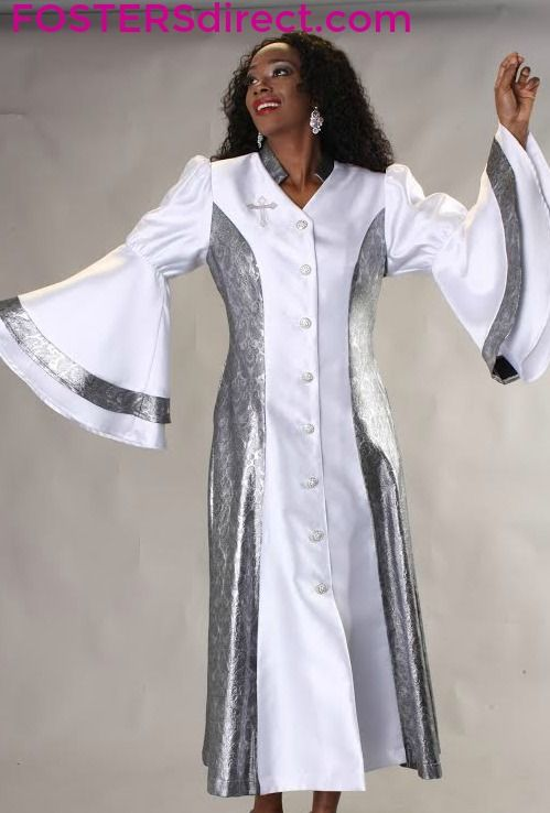 CLERGY COUTURE MINISTERIAL ROBE | clothes for me | Pinterest | Robe ...