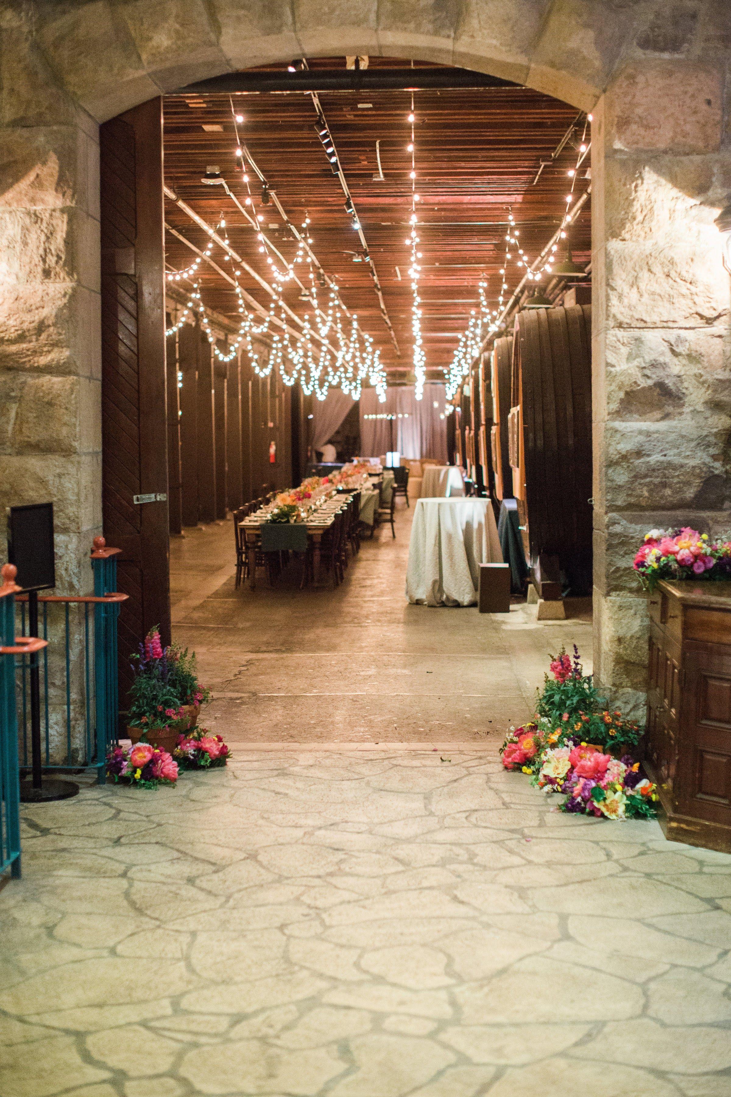 The Historic Barrel Room Napa Valley Wedding Venues Napa Valley Wedding Wine Country Wedding Venues