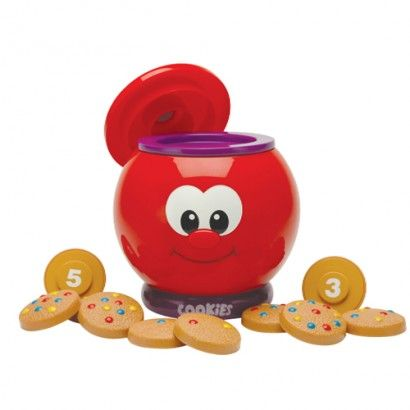 Cookie Jar Counting Game   Educational toys for toddlers ...