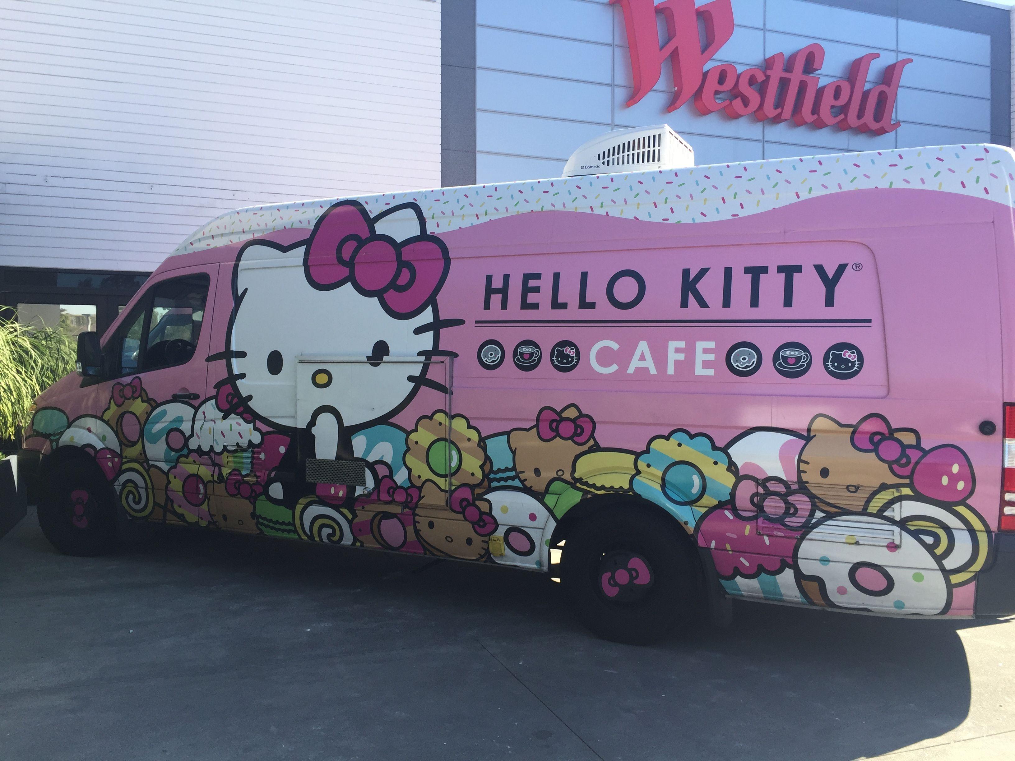 Hello Kitty Caf 233 At Santa Anita Mall Arcadia Ca 01 14