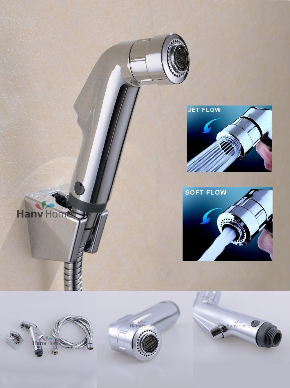 Visit To Buy Double Mode Toliet Bidet Hand Held Portable Bidet Sprayer Shattaf Toilet Shower Spray Set Advertisement Bidet Spray Bidet Bidet Sprayer