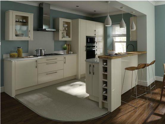 cocina integral contemporánea | Home Decoración | Pinterest ...