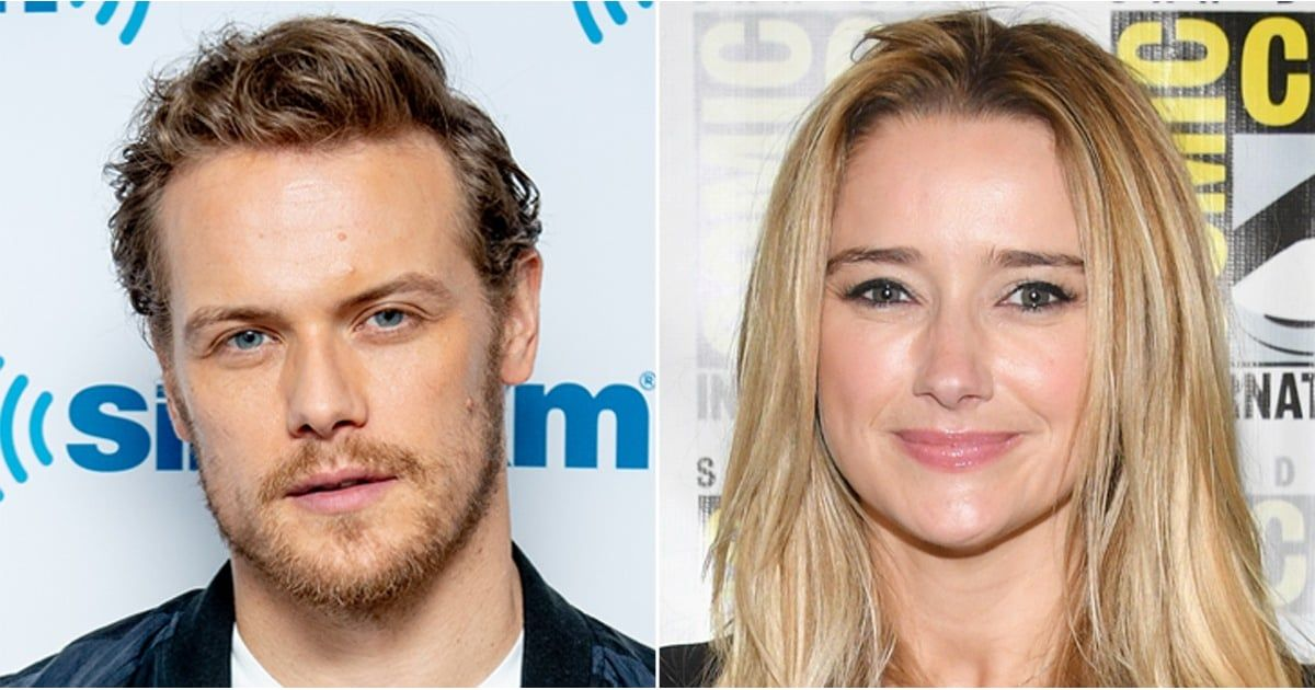 Outlander S Sam Heughan Reportedly Has A New Lady In His Life