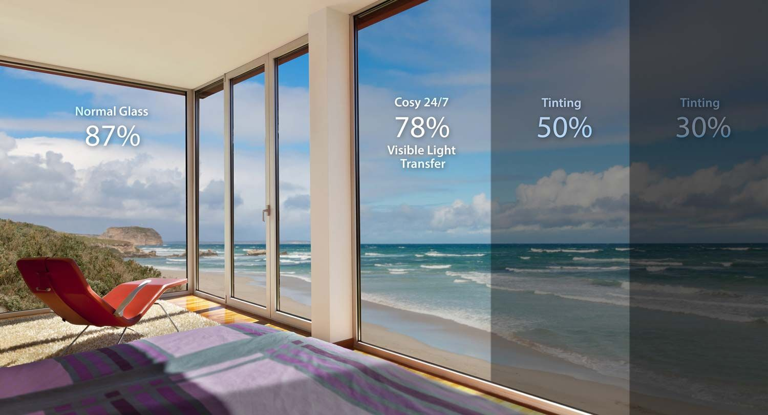 Home window tinting melbourne residential tinting