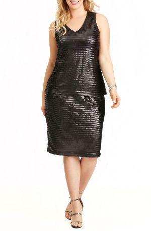 Mynt 1792 Chandra Skirt in Black