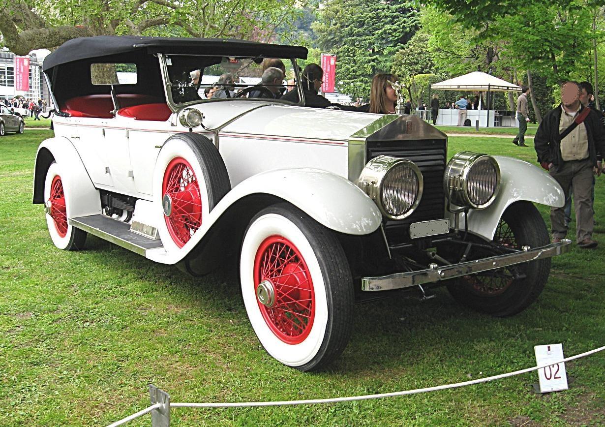 Rolls Royce Silver Ghost Rolls Royce Silver Ghost Labourdette