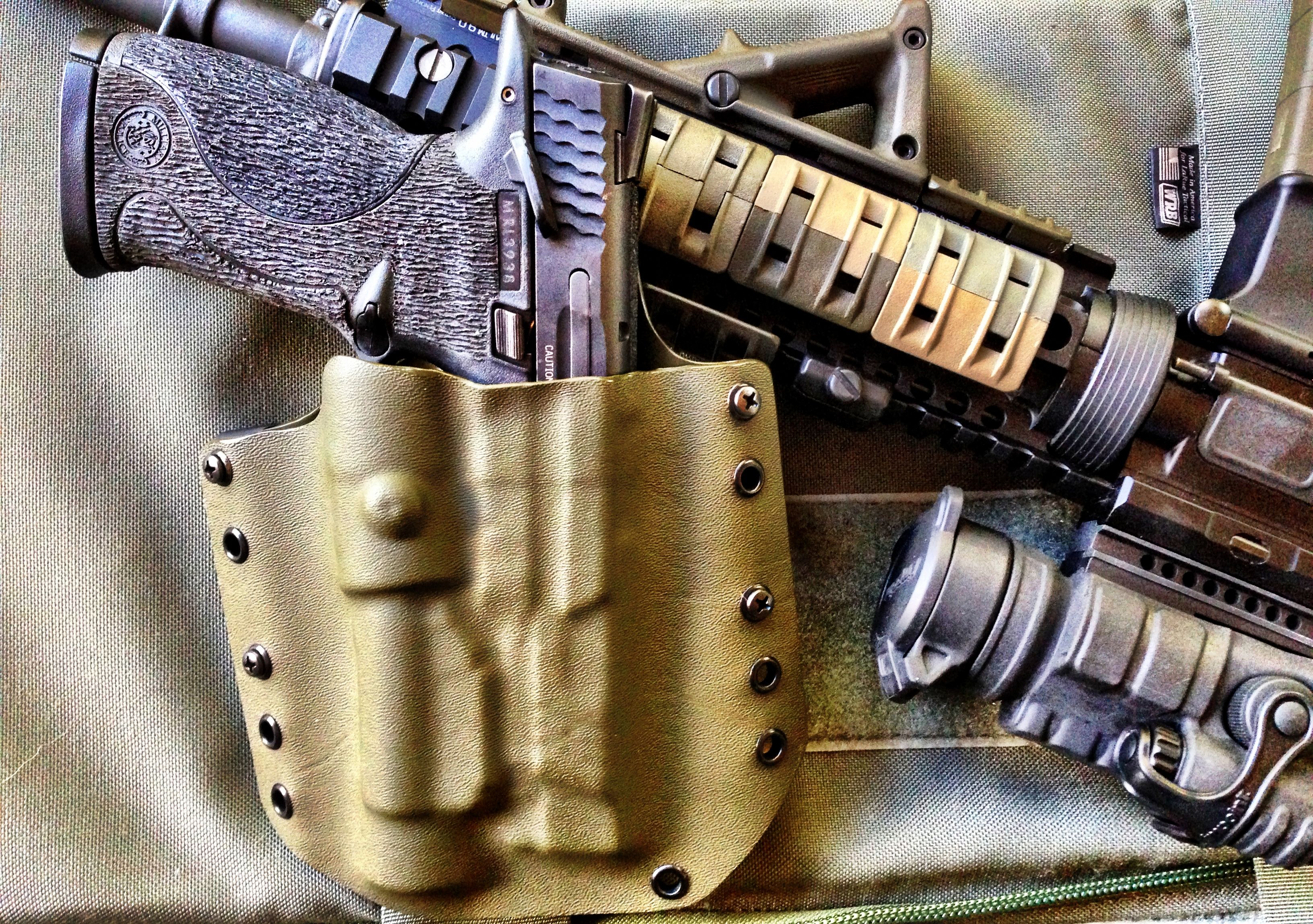 Armatus Carry CRD holster