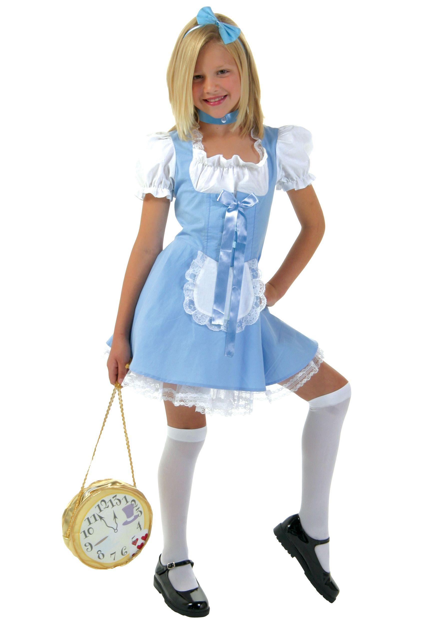 Teen costume your girl
