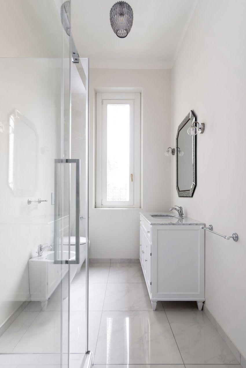 Nomade architettura interior design renovate a 1930s apartment in milan