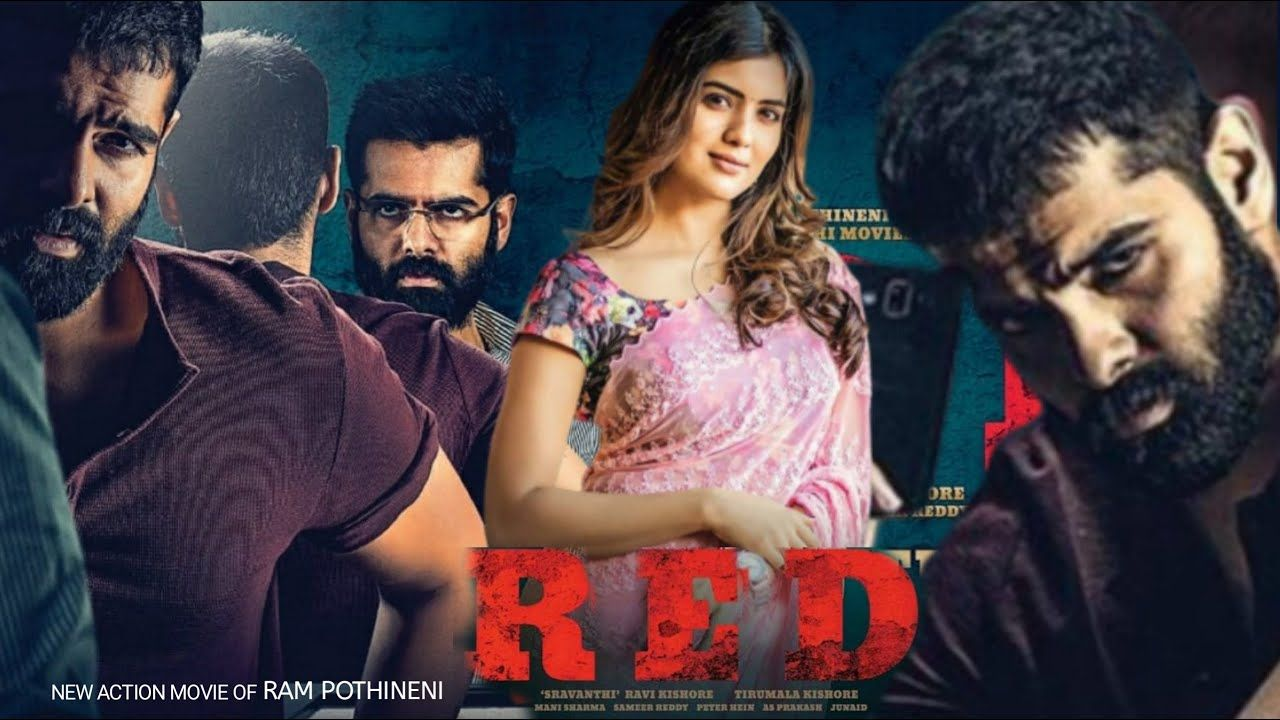 Ram Red Movie In Hindi Release Red Movie Trailer In Hindi Ram