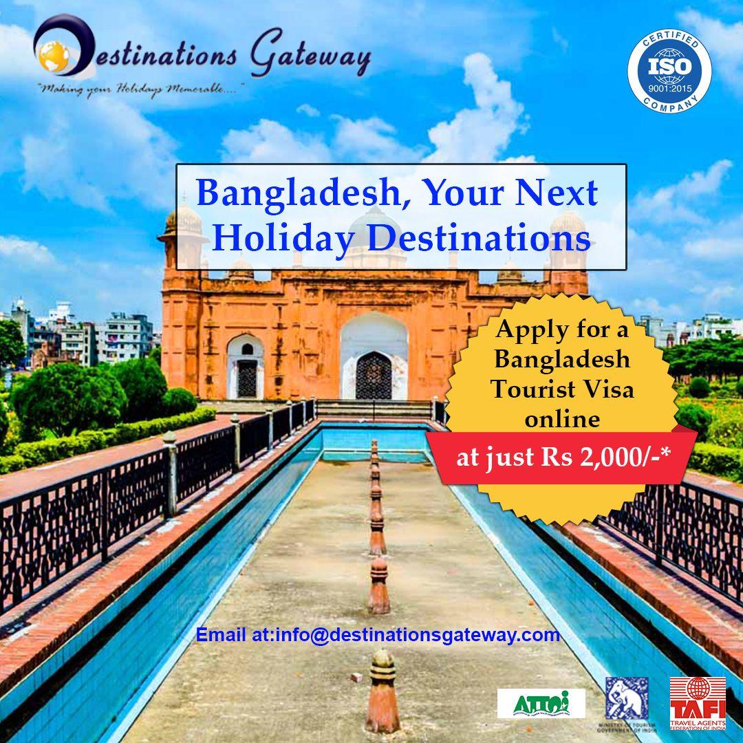 Pin by Destinationsgateway on Bangladesh Tourist Visa