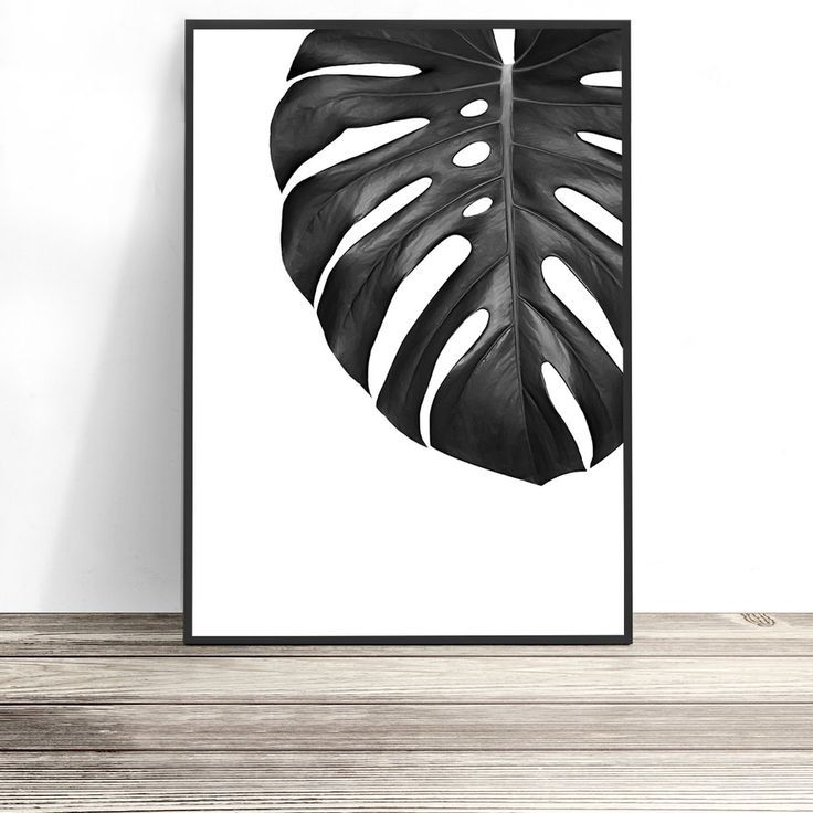 Tropical Wall Art Black And White Canvas wall art green leaf simple life painting dathroom wall decor monstera plant 3 pieces framed… natural art simple green leaves canvas art tropical plants artwork minimalist watercolor painting wall decor for bathroom living room bedroom kitchen canvas prints. cv napratica org br
