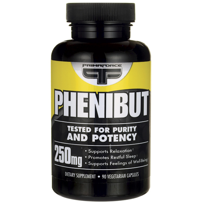 phenibut 250 mg 90 veg caps sexual health sleep weight loss