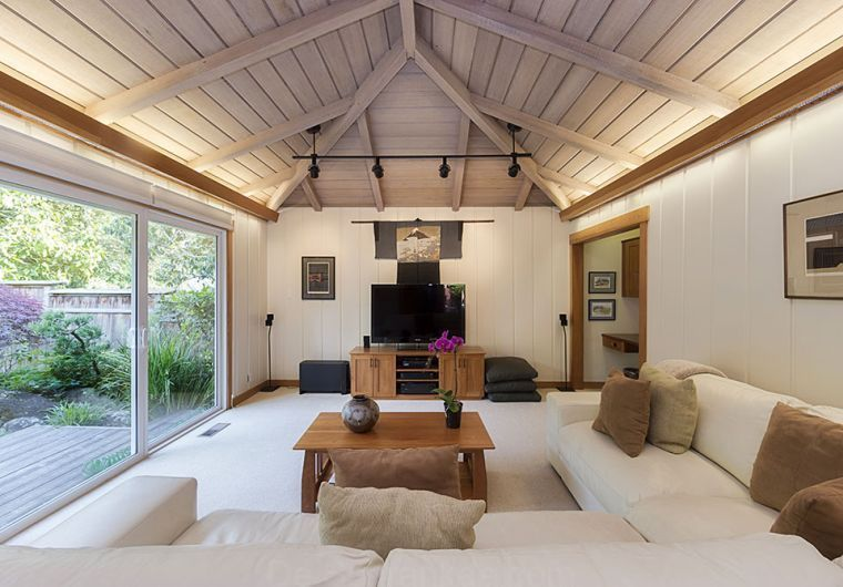 Feng Shui Salon 5 Astuces Pour Une Ambiance Harmonieuse Living Room Lighting Vaulted Ceiling Lighting Vaulted Ceiling Kitchen