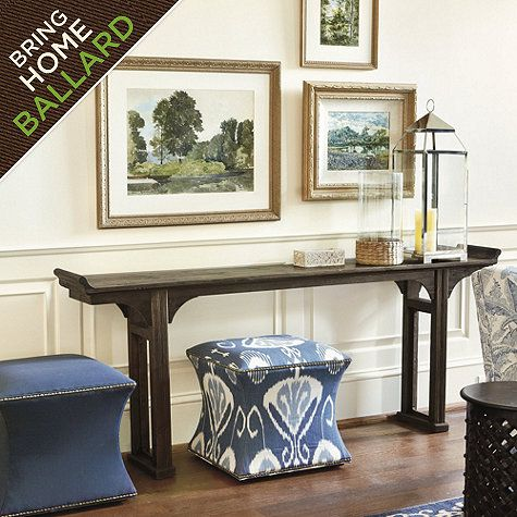 Ananda Console Table Serving Table Decor Home Furniture