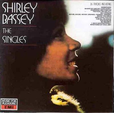 Precision Series Shirley Bassey - The Singles