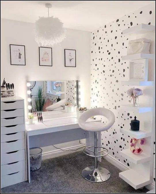 Photo of Oltre 30 fantastici astucci per vanità per trucco per una camera da letto alla moda