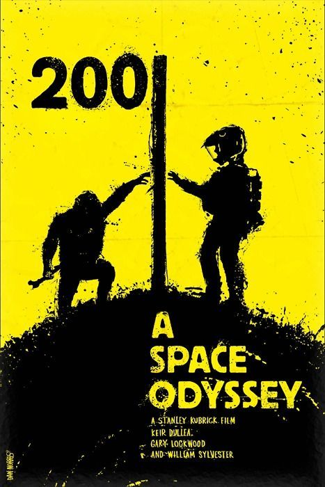 """"""" The Movie Of Stanley Kubrick and Arthur.C.Clark !!! """""""