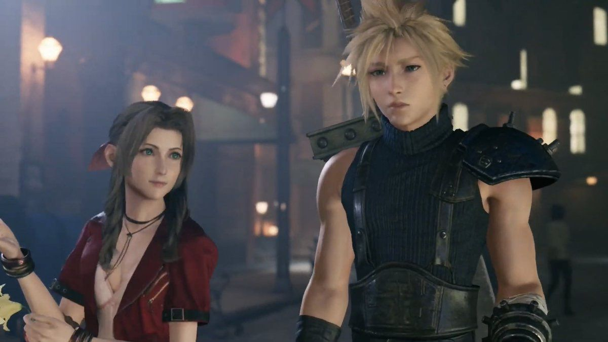 Pin by Stacey on Final Fantasy VII Final fantasy vii