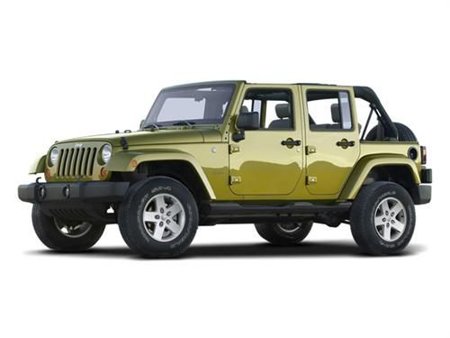 Jeep Wrangler Unlimited Jeep Wrangler Unlimited Jeep Wrangler 2008 Jeep Wrangler Unlimited