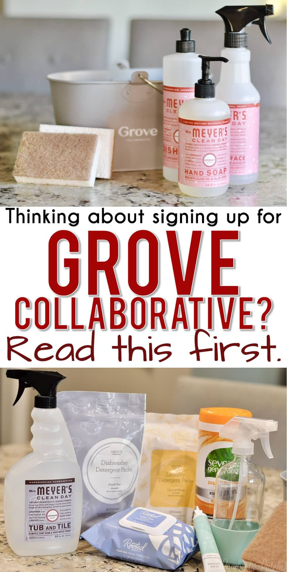 Want To Sign Up For Grove Collaborative Read This First In 2020 Diy Home Cleaning Cleaning Clean House