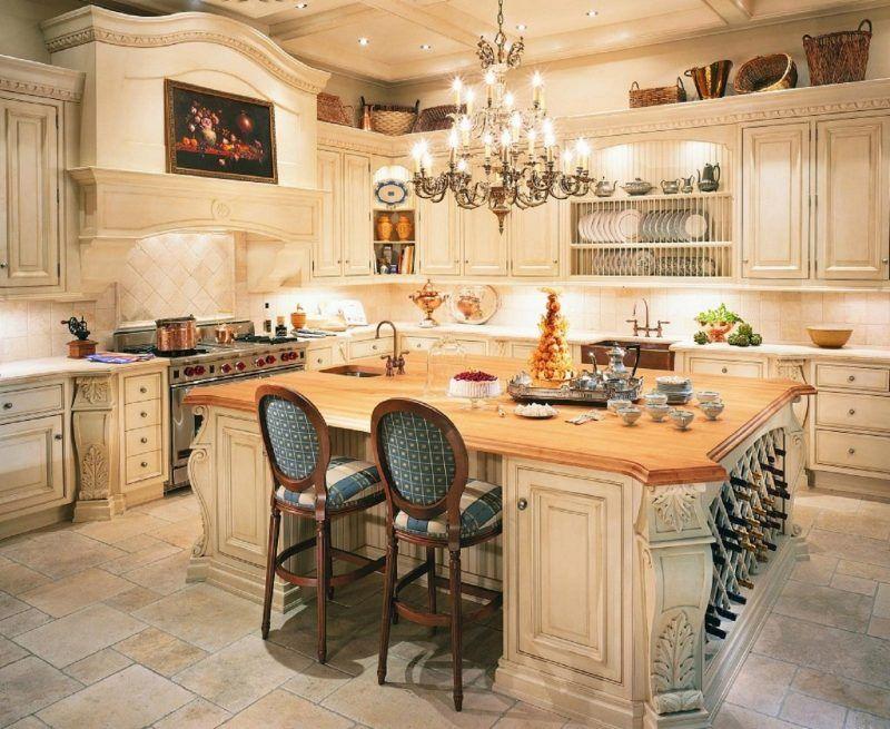 Küche Landhausstil - Modern trifft auf Romantik und Tradition - esszimmer landhausstil modern