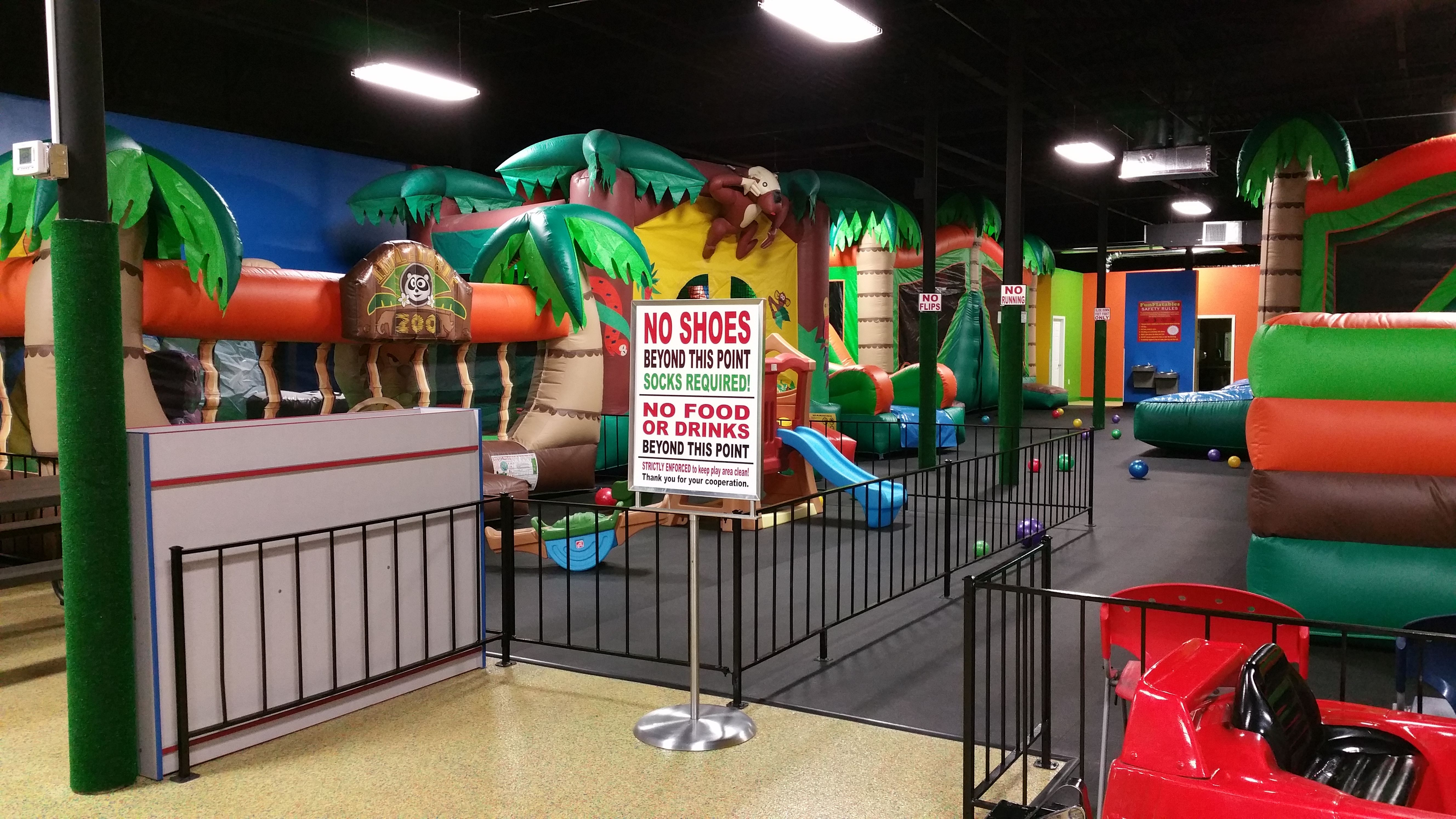 Funflatables indoor play place in Michigan City. | Kid Fun in NW ...