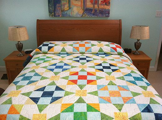 Calypso Quilt (Quilting Land) | Pinterest | Patterns, Patchwork and ...