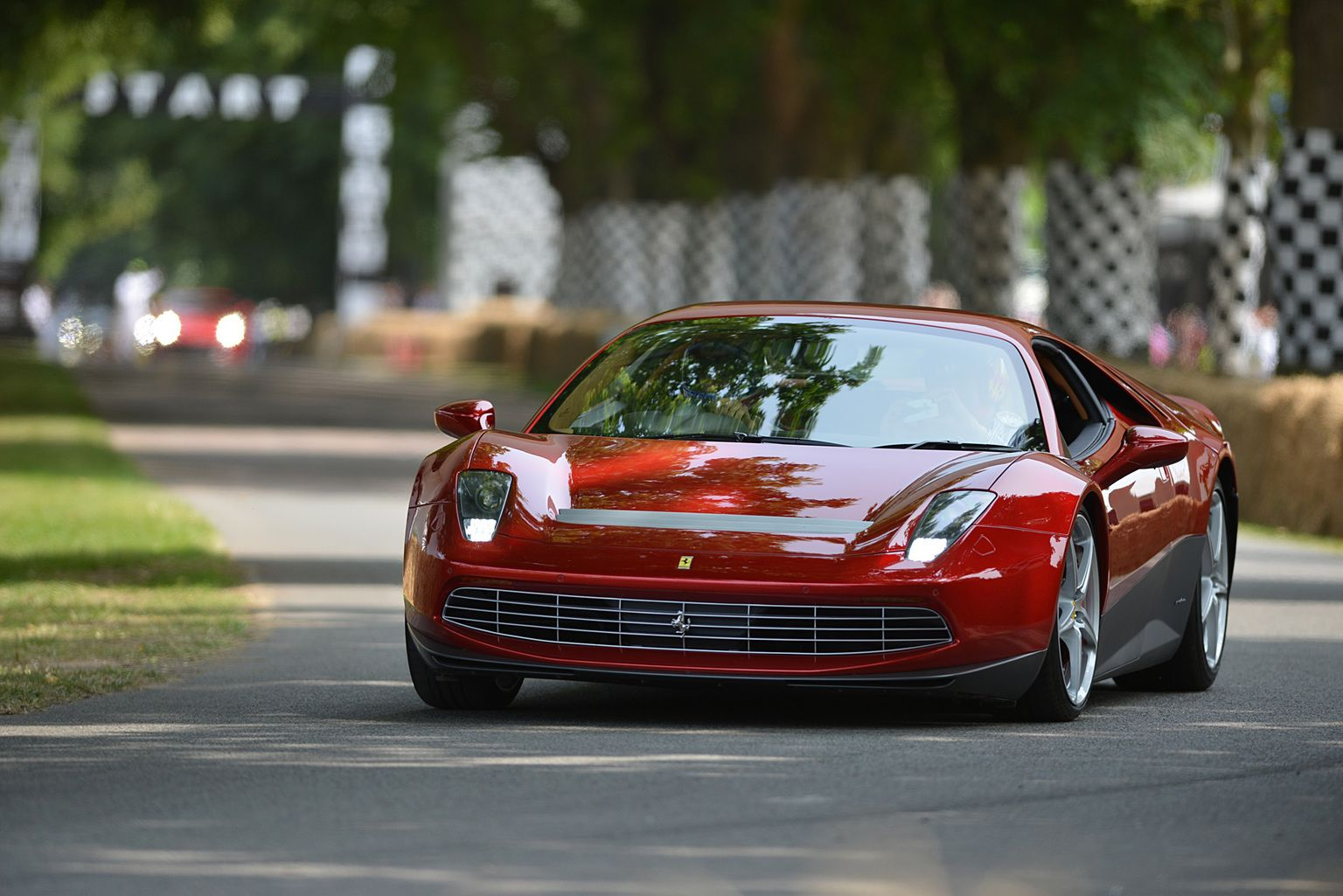 Gallery Home Ferrari Super Cars Goodwood Festival Of Speed