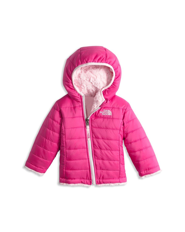 97c388649 The North Face® Infant Girls' Reversible Mossbud Swirl Jacket ...