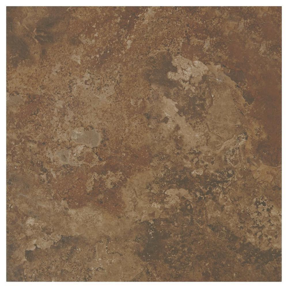 Grace Stone Umber Ceramic Tile 18 X 100382688 Floor And Decor