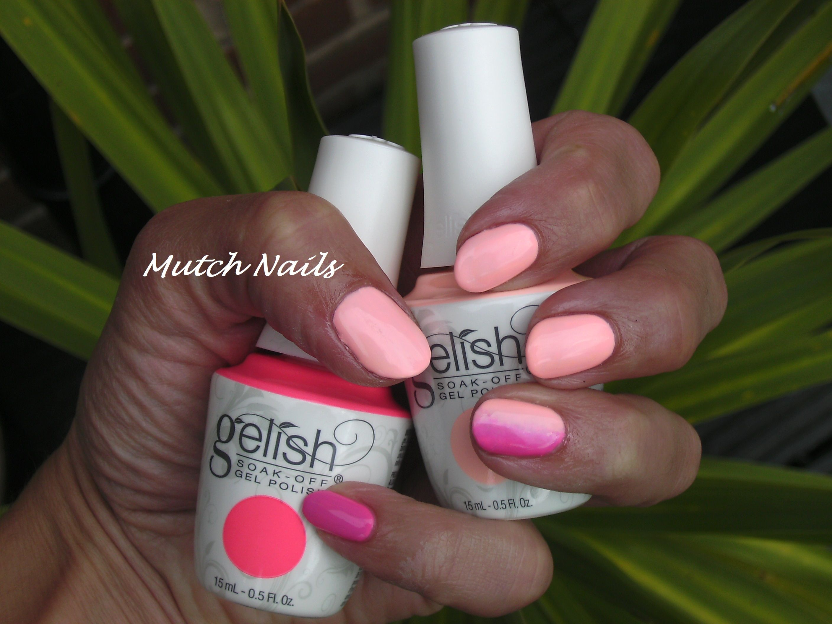 Gelish Selfie Collection All About The Pout Pretty As A Pink Ture