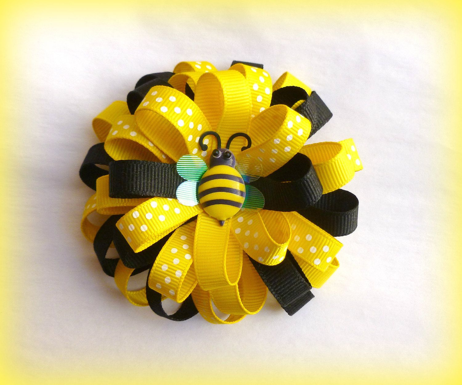 yellow and black- boutique style