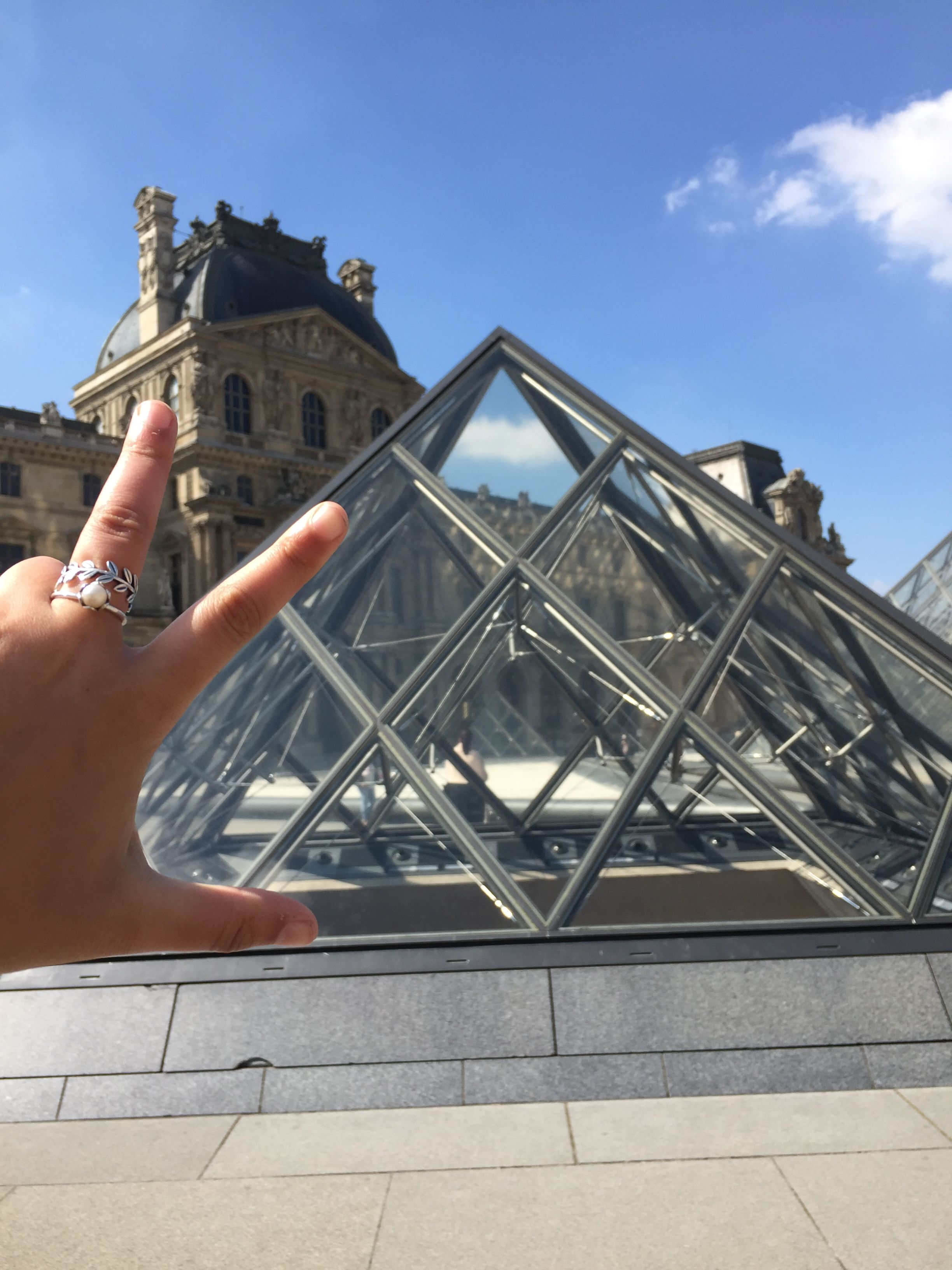 Kappa Delta at The Louvre Kappa Delta Beta Mu