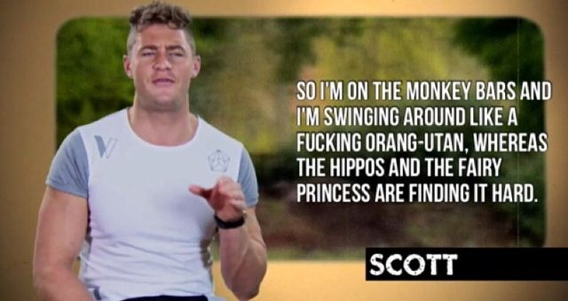 Scotty T wisdom Geordie shore quotes, Geordie shore