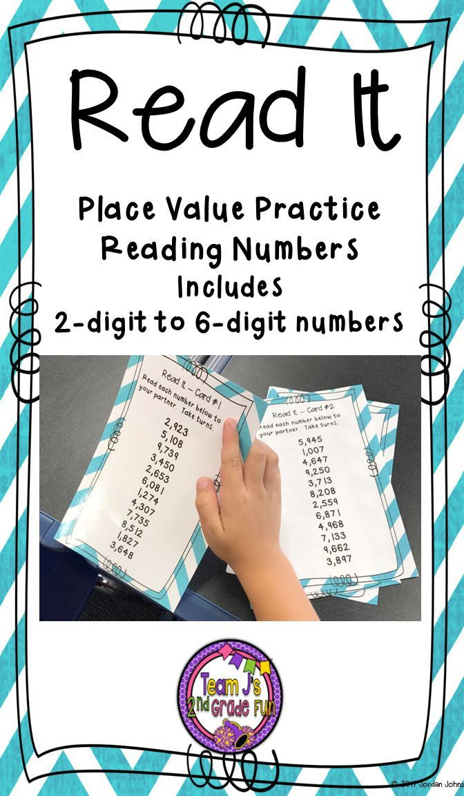 Differentiated cards for students to practice reading