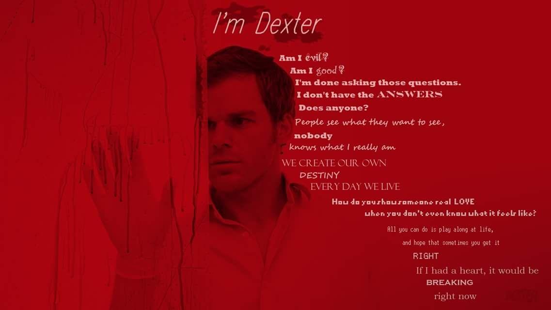 Dexter Poster Dexter Poster Dexter Wallpaper Dexter