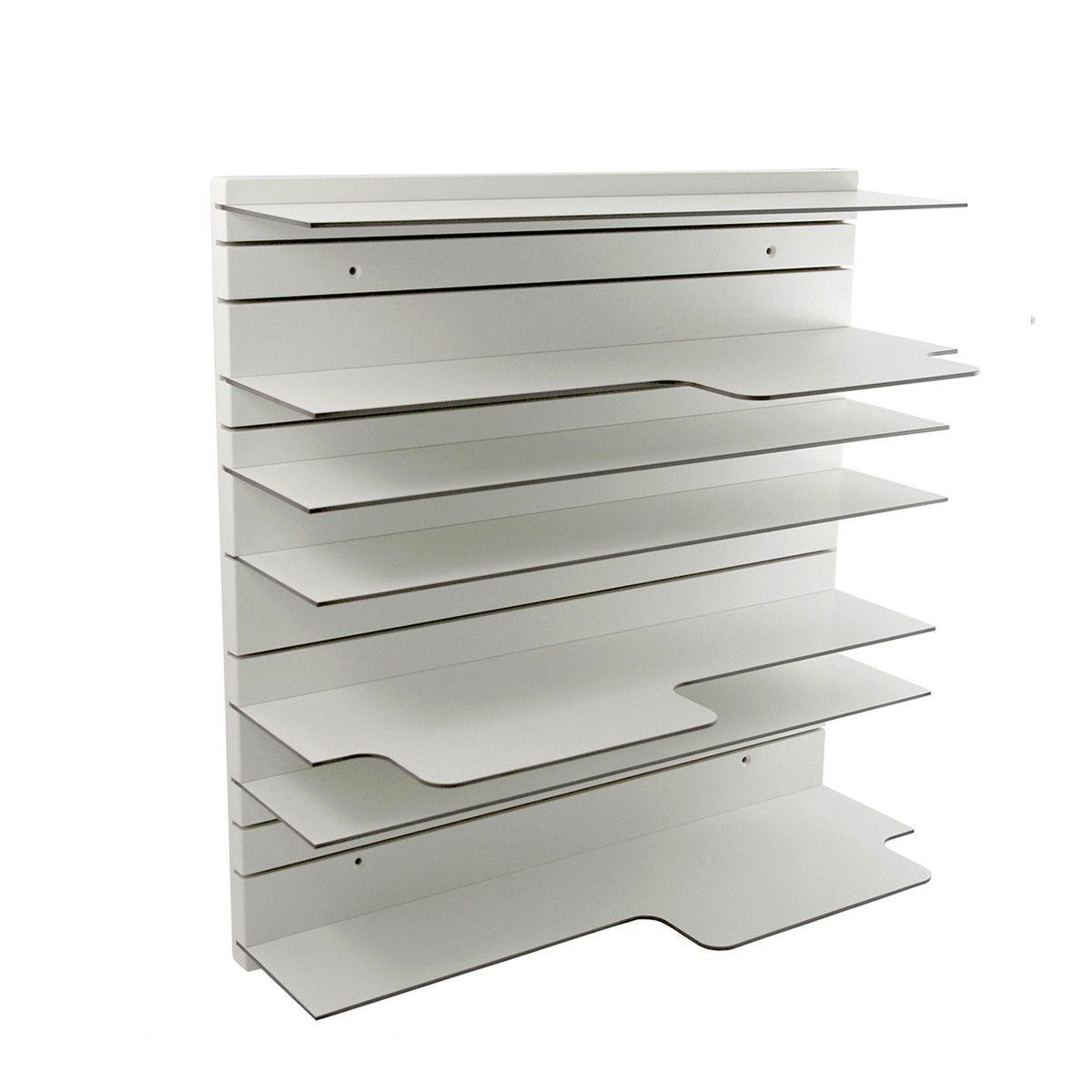 spectrum - Paperback Regalsystem (weiß), 60 x 60 cm Jetzt bestellen ...