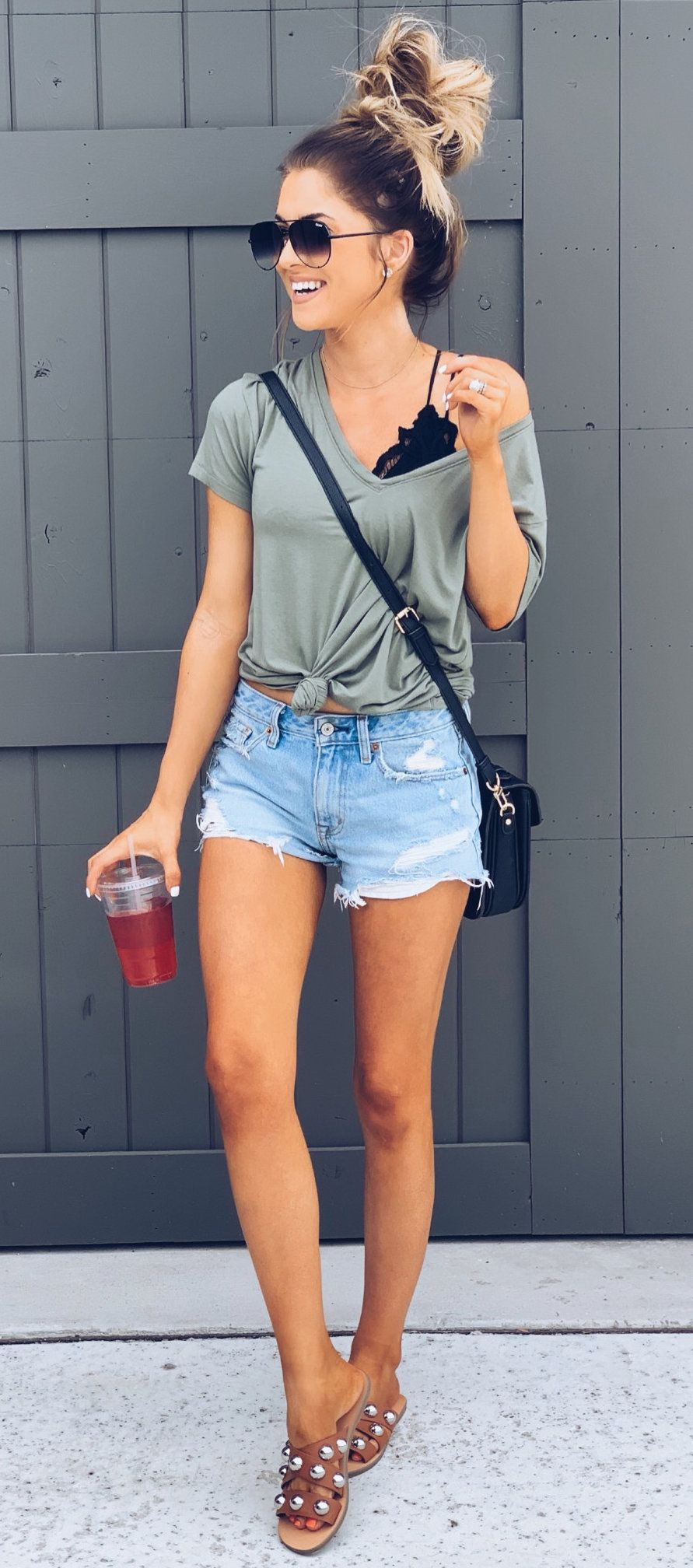 26+ Magical Outfit Ideas To Beat The Summer Heat  Casual summer